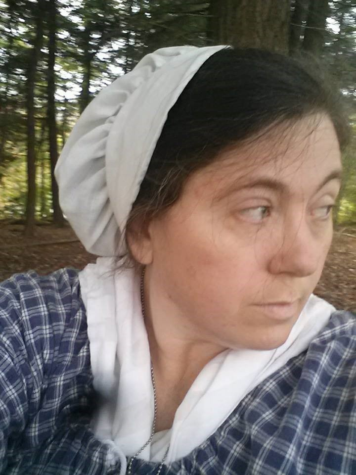 The first year of my living history experience.